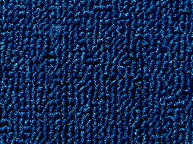 现代蓝色地毯贴图素材